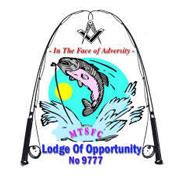 Lodge of Opportunity no. 9777 Badge